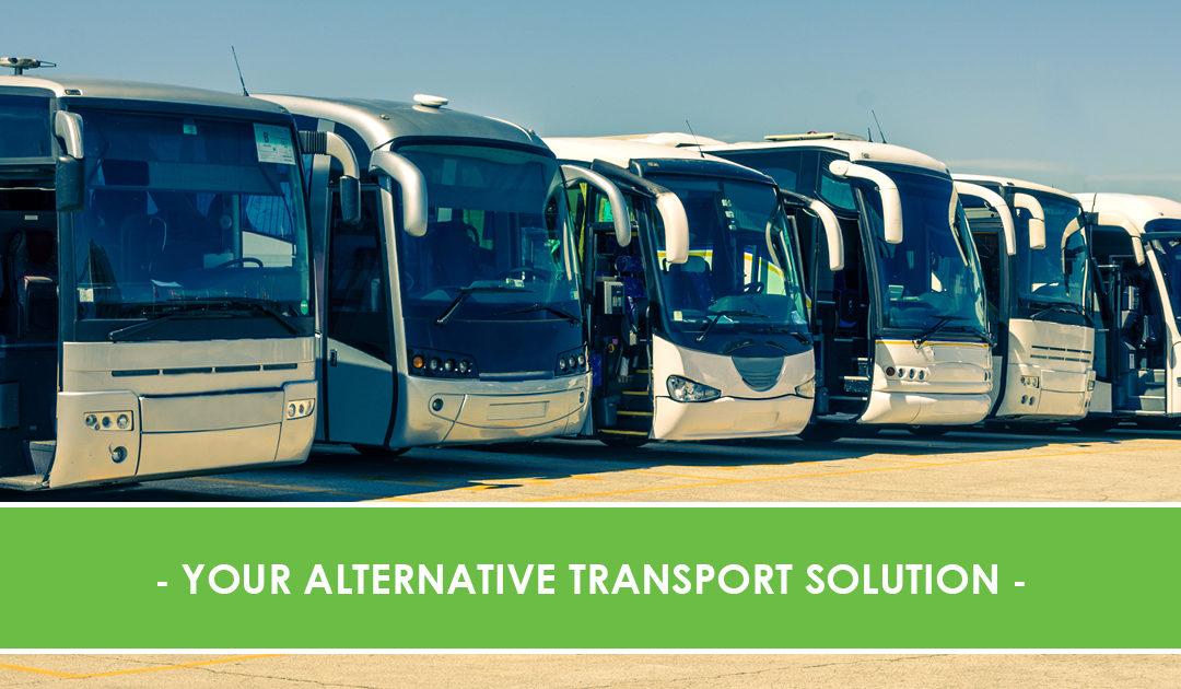 Why Bus & Coach Hire makes sense!